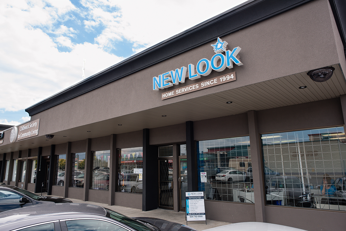 New Look Home Services Sears